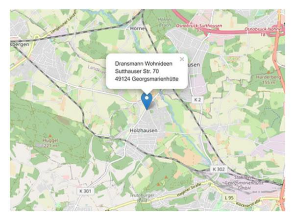Einbauküchen für  Bissendorf - Stockum, Stockumer Mark, Sünsbeck, Nemden, Schelenburg, Schledehausen oder Achelriede, Meckelesch, Natbergen
